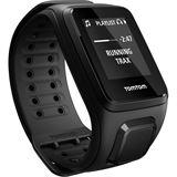 TomTom Spark Cardio + Music GPS-Uhr schwarz