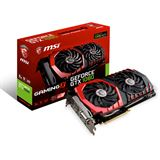 8192MB MSI GeForce GTX 1080 GAMING X 8G Aktiv PCIe 3.0 x16 (Retail)