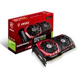 8192MB MSI GeForce GTX 1070 GAMING X 8G Aktiv PCIe 3.0 x16 (Retail)