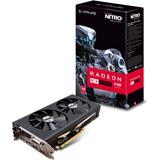 8192MB Sapphire Radeon RX 480 Nitro+ OC Aktiv PCIe 3.0 x16 (Lite Retail)