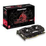 8192MB PowerColor Radeon RX 480 Red Dragon Aktiv PCIe 3.0 x16 (Retail)