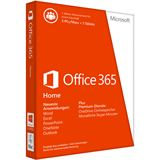 Microsoft Office 365 Home Premium 32/64 Bit Deutsch 5 CPUs PC (PKC)