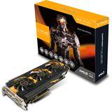 4096MB Sapphire Radeon R9 290 Tri-X OC Aktiv PCIe 3.0 x16 (Full Retail)