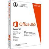 Microsoft Office 365 Personal 32/64 Bit Deutsch 1 PC PC/Mac (PKC)