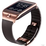 SAMSUNG Gear2/Neo Armb stand brown+gold
