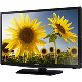 """24"""" (61cm) Samsung Serie 4 UE24H4070 HD ready 100Hz LED DVB-C/DVB-T"""