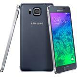 Samsung Galaxy Alpha G850F 32 GB schwarz