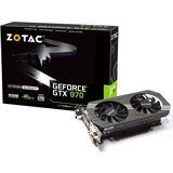4096MB ZOTAC GeForce GTX 970 Dual Fan Aktiv PCIe 3.0 x16 (Retail)