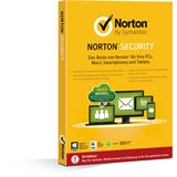 Symantec Norton Security 2.0 32/64 Bit Deutsch Antivirus Lizenz 1-Jahr Android/PC/Mac 1 User 5 Geräte (Lizenz)