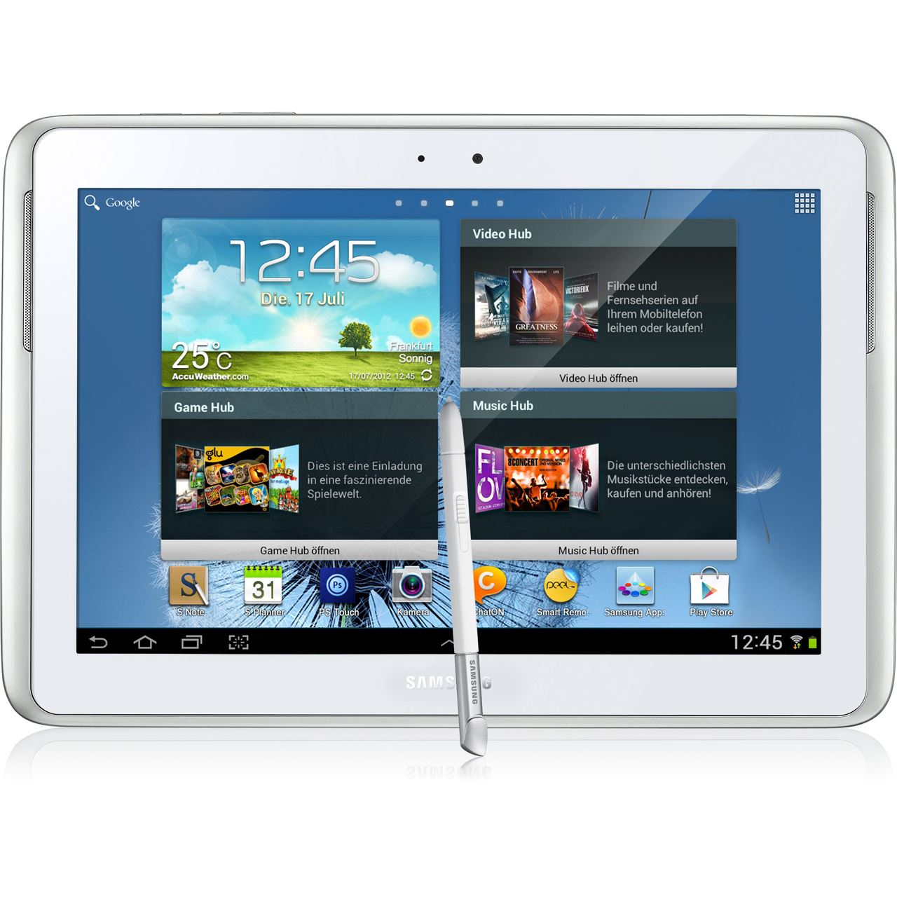 10-1-25-65cm-Samsung-Galaxy-Note-10-1-N8010-WiFi-Bluetooth-V4-0-16GB