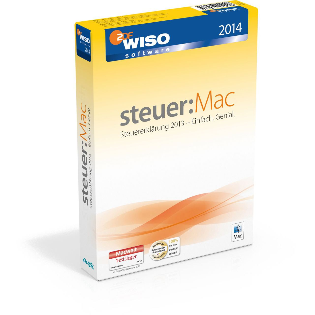 Buhl-Data-Service-WISO-Steuer-Mac-2014-Deutsch-Finanzen-Vollversion-Mac-DVD