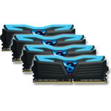 16GB GeIL Super Luce blau DDR4-3000 DIMM CL16 Quad Kit