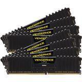 64GB Corsair Vengeance LPX schwarz DDR4-2666 DIMM CL16 Octa Kit