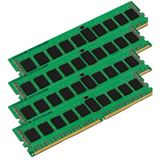 16GB Kingston ValueRAM DDR4-2133 regECC DIMM CL15 Quad Kit
