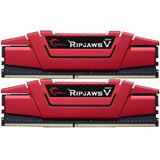 8GB G.Skill RipJaws V rot DDR4-2666 DIMM CL15 Dual Kit