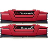 32GB G.Skill RipJaws V rot DDR4-2800 DIMM CL15 Dual Kit