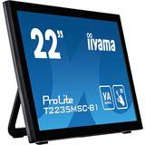 "21,5"" (54,61cm) iiyama ProLite T2235MSC-B1 Touch schwarz"
