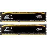 8GB TeamGroup Elite Plus Series schwarz DDR4-2400 DIMM CL16 Dual Kit
