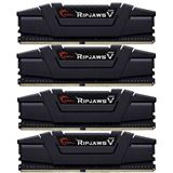 32GB G.Skill RipJaws V schwarz DDR4-3200 DIMM CL15 Quad Kit