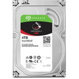 "4000GB Seagate IronWolf ST4000VN008 64MB 3.5"" (8.9cm) SATA 6Gb/s"