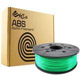 DaVinci Filamentcassette Bottle Green ABS für 3D Drucker Da Vinci