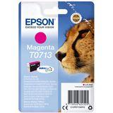 Epson Singlepack T0713 Durabrite Magenta