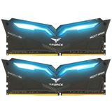 16GB TeamGroup T-Force Nighthawk Blue DDR4-3200 DIMM CL16 Dual Kit