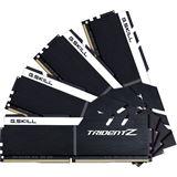 32GB G.Skill Trident Z schwarz/weiß DDR4-3400 DIMM CL16 Quad Kit