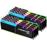 64GB G.Skill Trident Z RGB DDR4-3000 DIMM CL14 Octa Kit