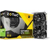 11GB ZOTAC GeForce GTX 1080 Ti Mini Aktiv PCIe 3.0 x16 (Retail)