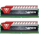 8GB Patriot Viper Elite rot DDR4-3000 DIMM CL16 Dual Kit