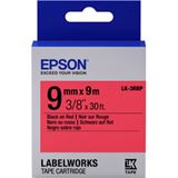 Epson TAPE - LK3RBP PASTEL BLK/