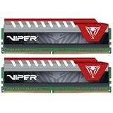 16GB Patriot Viper 4 Elite rot DDR4-2800 DIMM CL16 Dual Kit