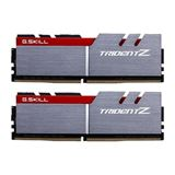 32GB G.Skill Trident Z silber/rot DDR4-3600 DIMM CL17 Dual Kit