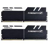 16GB G.Skill Trident Z schwarz/weiß DDR4-4133 DIMM CL19 Dual Kit