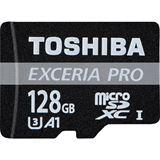 128 GB Toshiba Exceria Pro M402 microSDXC UHS-I U3 A1 Retail inkl.