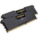 8GB Corsair Vengeance LPX schwarz DDR4-3000 DIMM CL16 Dual Kit