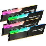 32GB G.Skill Trident Z RGB DDR4-4133 DIMM CL17 Quad Kit