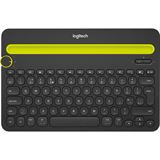 Logitech K480 Bluetooth Multi-Device Keyboard Bluetooth Englisch (US)