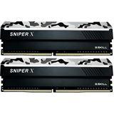16GB G.Skill SniperX Urban Camouflage DDR4-2400 DIMM CL17 Dual Kit