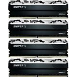 32GB G.Skill SniperX Urban Camouflage DDR4-3000 DIMM CL16 Quad Kit