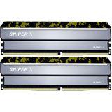 16GB G.Skill SniperX Digital Camouflage DDR4-3600 DIMM CL19 Dual Kit