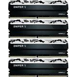 32GB G.Skill SniperX Urban Camouflage DDR4-3600 DIMM CL19 Quad Kit