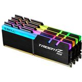 64GB G.Skill Trident Z RGB DDR4-3200 DIMM CL16 Quad Kit
