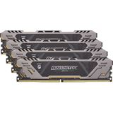 64GB Crucial Ballistix Sport AT DDR4-2666 DIMM CL16 Quad Kit
