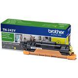 Brother Toner TN-243Y Gelb (ca. 1000 Seiten)