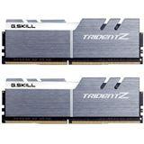 32GB G.Skill Trident Z silber/weiß DDR4-3200 DIMM CL14 Dual Kit