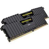 16GB Corsair Vengeance LPX für AMD schwarz DDR4-2933 DIMM CL16
