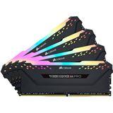 64GB Corsair Vengeance RGB PRO schwarz DDR4-3200 DIMM CL16 Quad Kit
