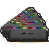 32GB Corsair Dominator Platinum RGB I DDR4-3200 DIMM CL16 Quad Kit